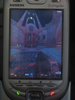 Quake 3 on PocketPC